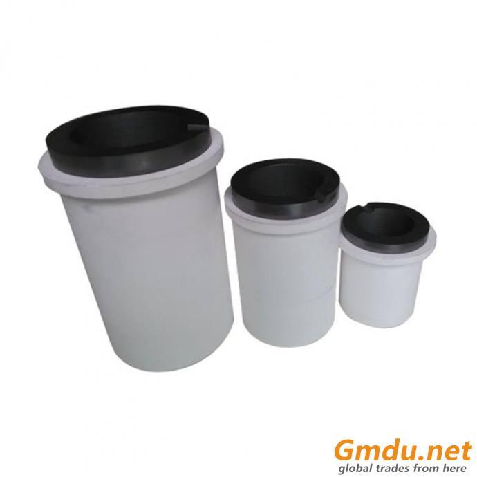 HJ-C Graphite Crucible Ceramic Cover