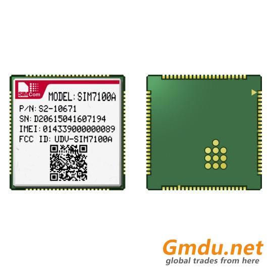 SIMCOM 4G LTE LGA version module SIM7100A with Multi-Band