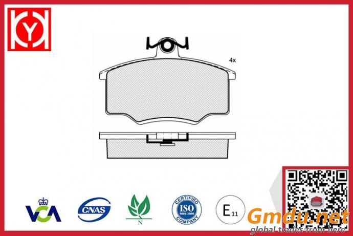 AUDI brake pad