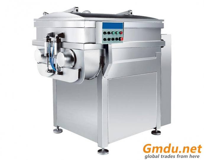 Meat Vacuum Stuffing Mixing Machine