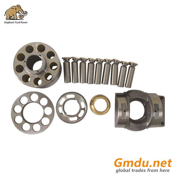 CAT120 Main Pump VRD63 Piston Pump Spare Parts