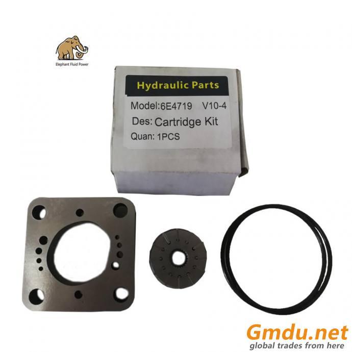 Vane Pump Parts / Cartridge Kits V10-4 / CAT 6E4719 Replacement