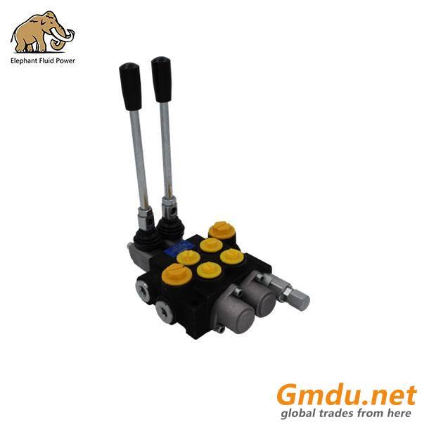 2 Hydraulic Spool Directional Control Valve P80