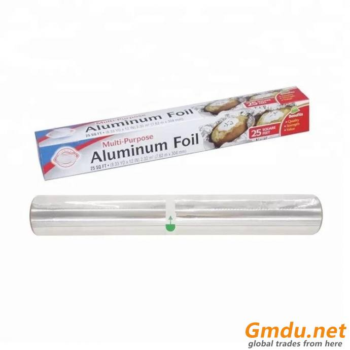 Aluminium Foil Roll Price