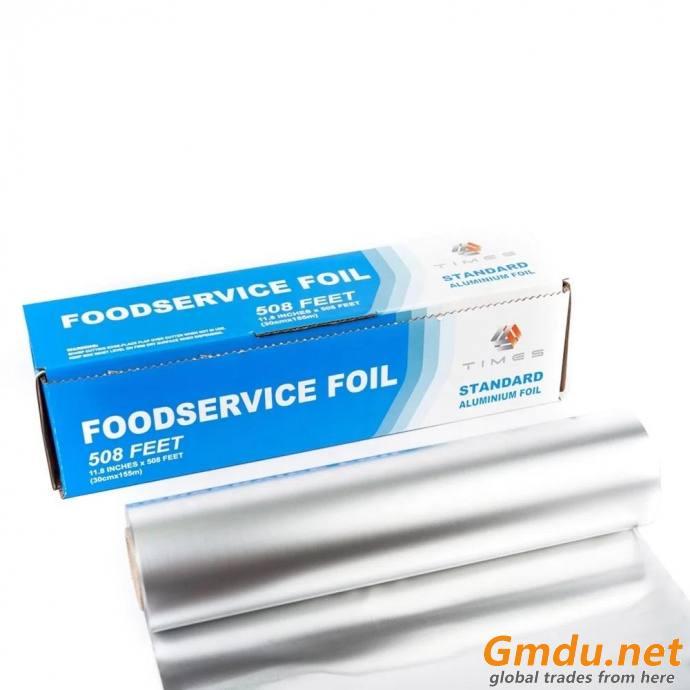 Foil aluminum roll