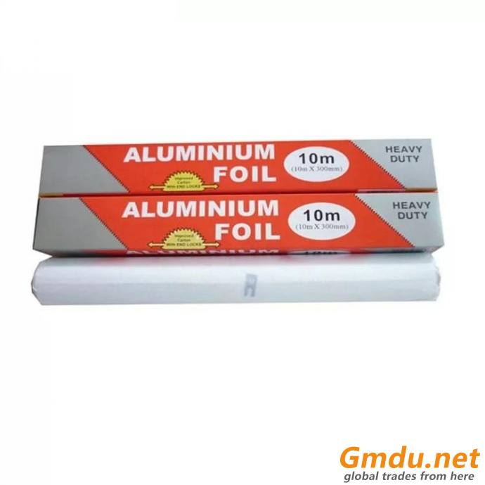 Household foil wrap products