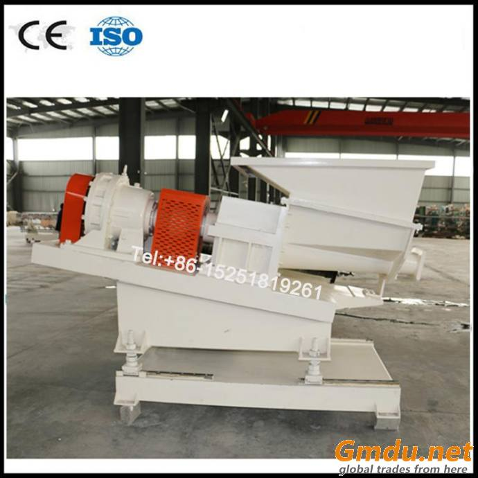 Plastic Rubber compounds Concial forced feeder