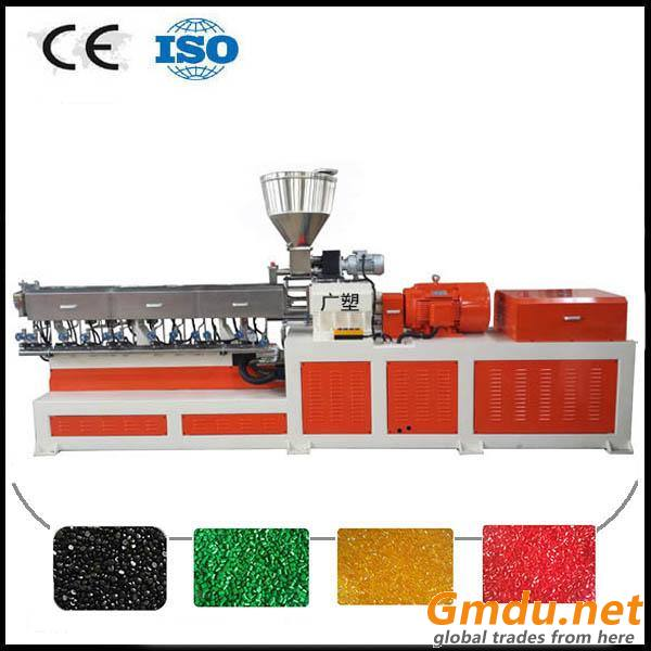 ABS twin screw extruder pelletizing line