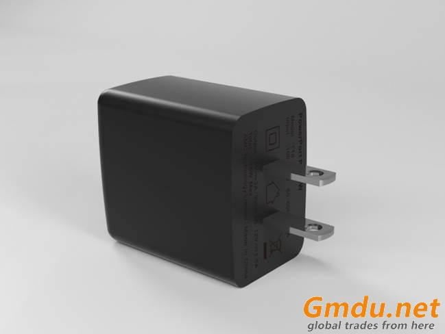 USB-C PD 18W Single Type-C Charger