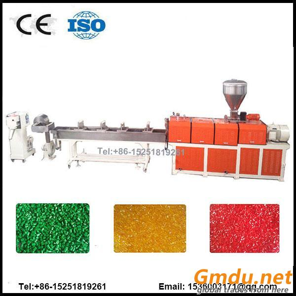 PP PA compound extruder pelletizing line