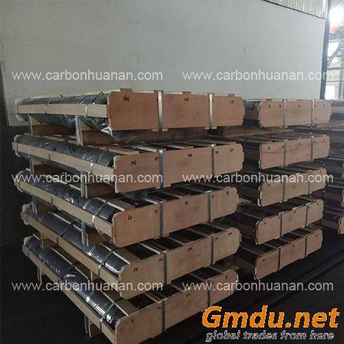 Steel Smelting Ladle Furnace Use HP 300 Graphite Electrodes