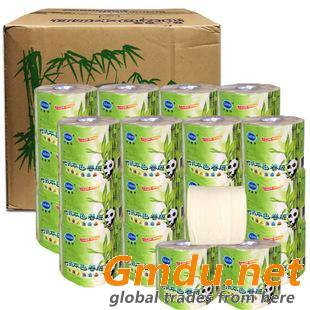 Printed Packaging Film For Toilet Paper Roll Packing Automaticly