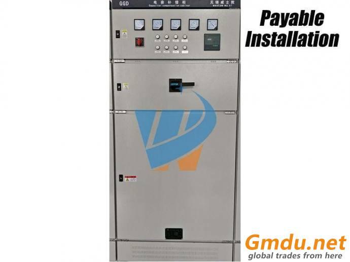 GGD Capacitance Compensation Cabinet