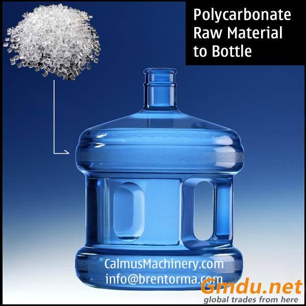 12 Litre 15 Litre PC Bottle Blower 12L 15L Polycarbonate Bottle Making Machine