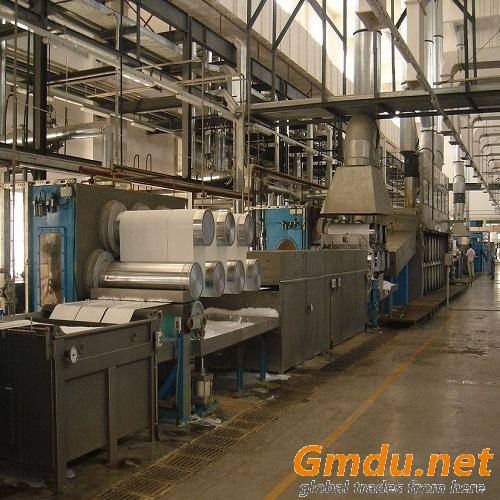 Polyester Staple Fiber (PSF) Production Line