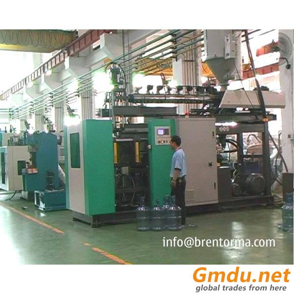 19L Polycarbonate Bottle Blower 19 Litre PC Bottle Making Machine