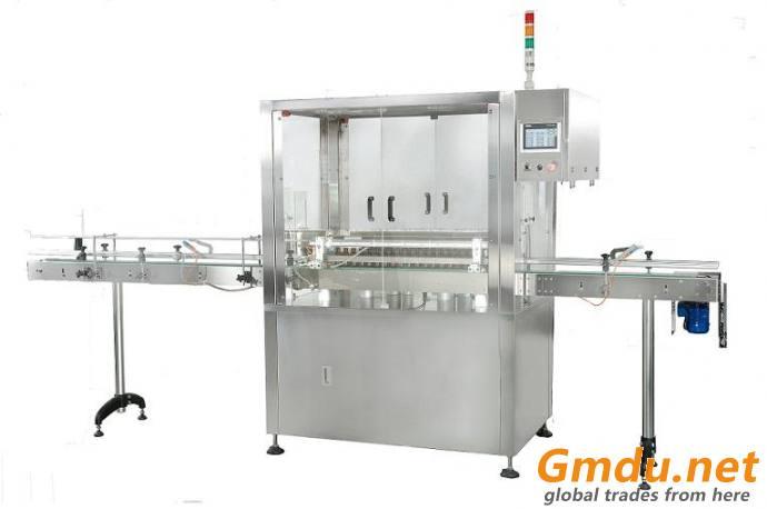 Air bottle cleaner machine RH-600