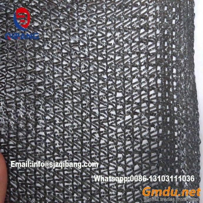 durable black 70% Shade Net for greenhouse