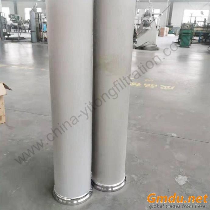 Stainless Steel Mesh Sintered Filter Cartridge