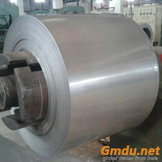Bulk Cold Rolled 201 Stainless Steel Coil Strips DDQ MDQ