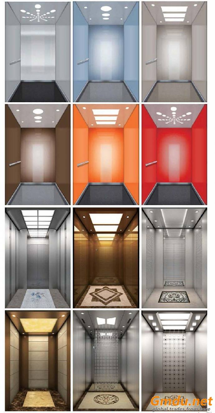 Passenger Elevator Panoramic Elevator Home Lift
