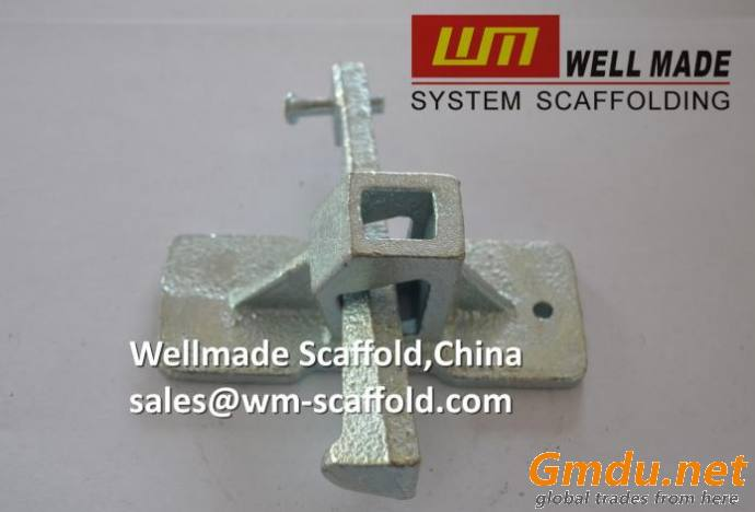 Formwork Construction Concrete Tie Rod Spring Rpaid Clamp and Tensioner