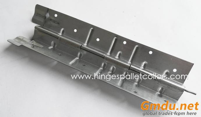 Hinges for collars 1,25 x 300