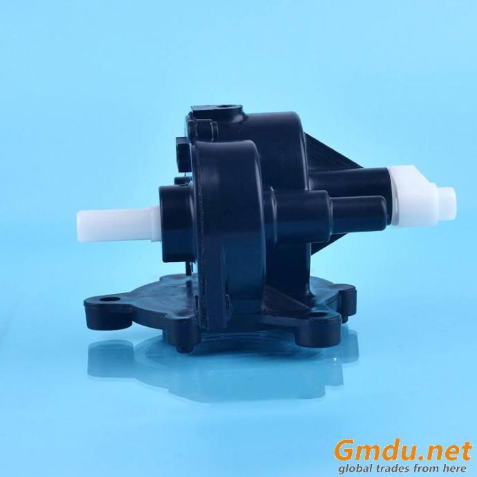 electric fan motor parts, fan part gearbox, samll plastic gear box