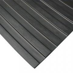 Anti-slip Wide Ribbed Rubber Sheet