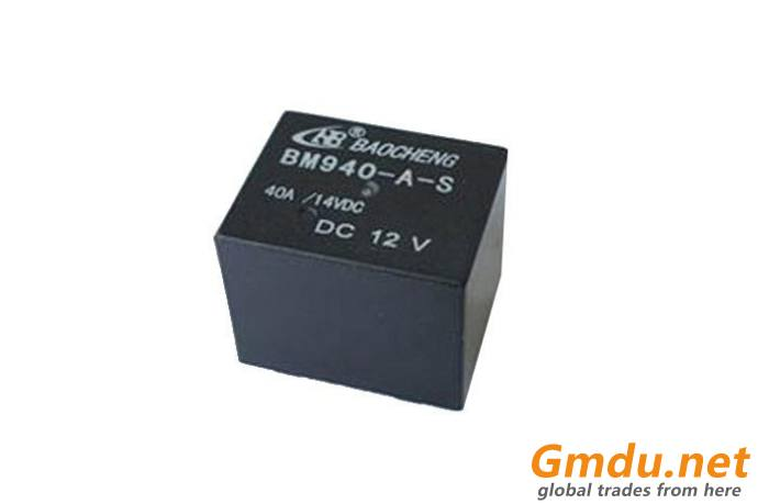 Automotive Relays: BM940 Relay