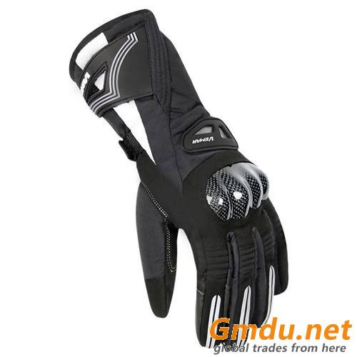 Full Gauntlet Motorcycle Glove(043)