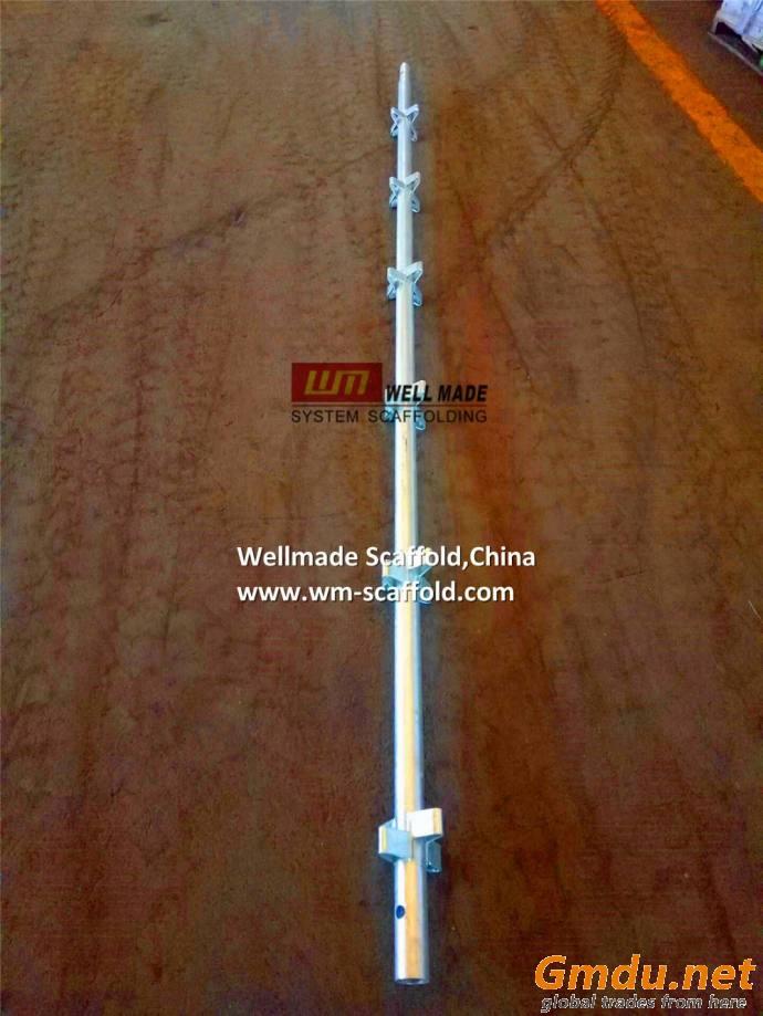 Kwikform Scaffolding Standard Vertical 9'9'' for Industrial Commercial Construction