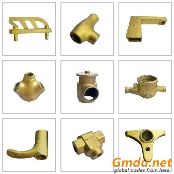 Low pressure die casting machine for brass faucet / brass water meter