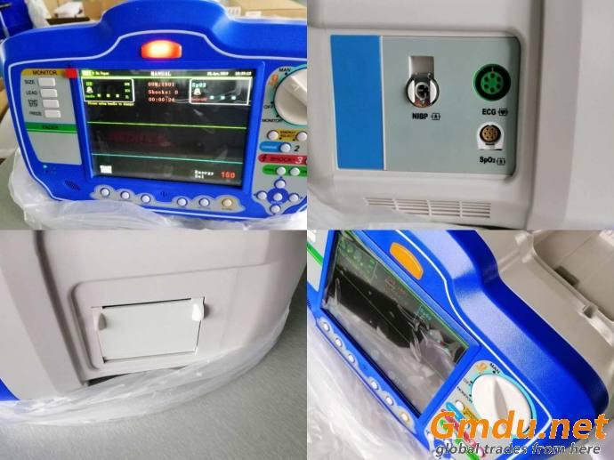 Meditech Defi Xpress Defibrillator Device with Voice Alarm