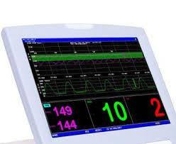 MD901fPortable Fetal Monitor with Screen FromMeditechGroup