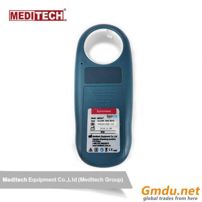MeditechHandheld Lung SpirometerSpirox-Pwith Wireless Bluetooth