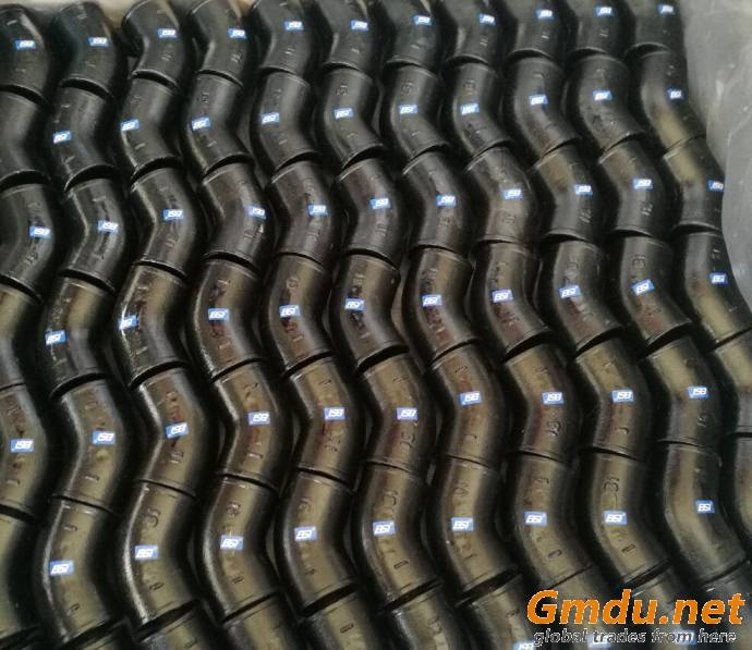 ASTM A888 CISPI 301 No-hub pipe and fittings