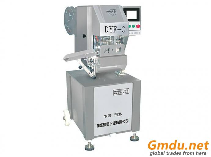 Aluminum Wire Electric Sausage Clipping Machine