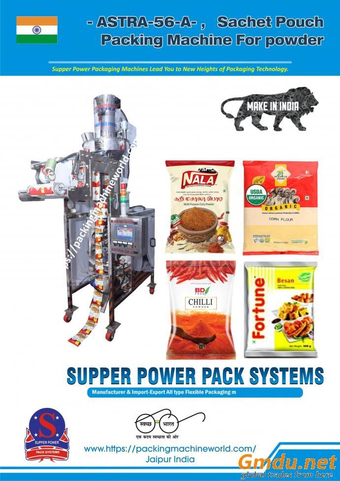 Powder Packaging machine in Benin