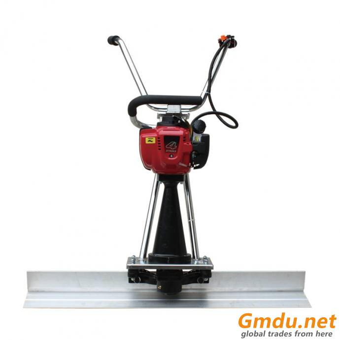 ZPC-25C stainless steel concrete vibrator screed