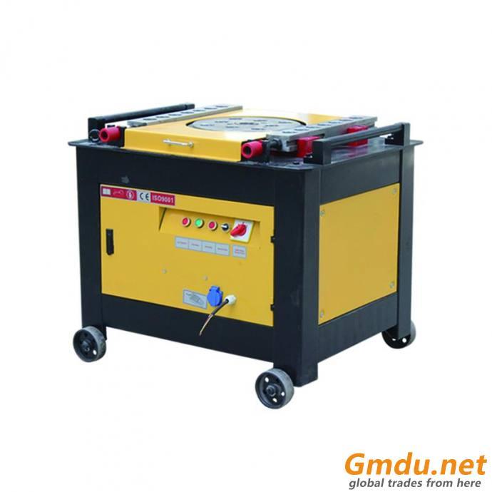 GW50C Automatic Rebar Bending Machine