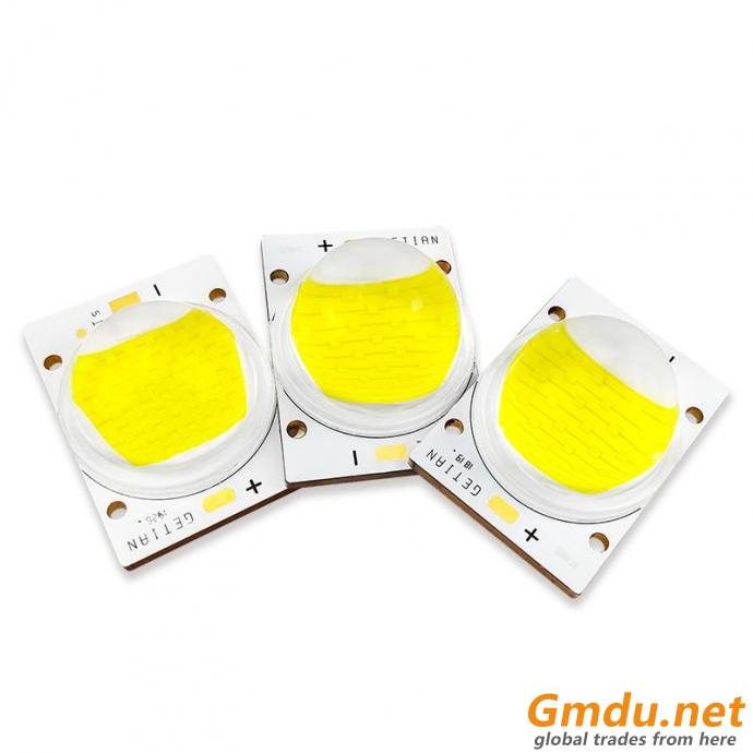 Getian Flip Chip High Bay Lights LEDs Flip Chip High Power 60W-200W Module with lens