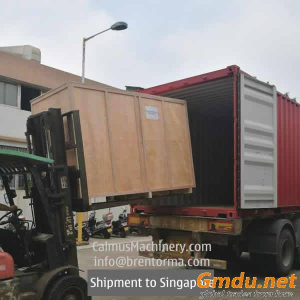 2TPH Singapore Ordered Commercial RO Water Filtration System