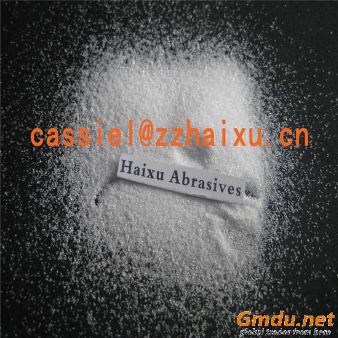 white corundum WFA sandblasting