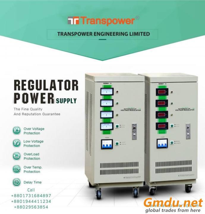 60 KVA Automatic Voltage Stabilizer