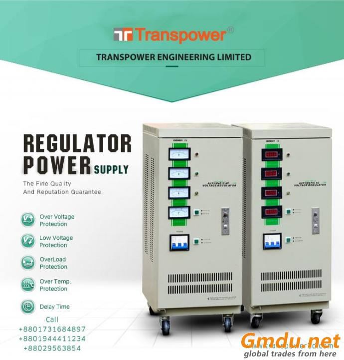 100 KVA Automatic Voltage Stabilizer