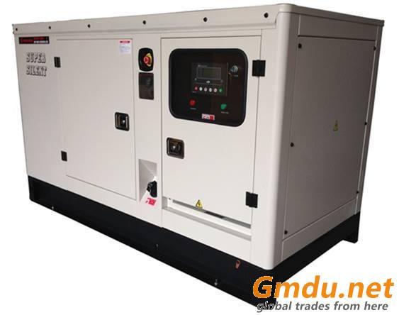 40 KVA Ricardo Engine Diesel Generator