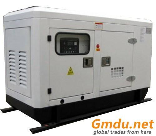 50 KVA Ricardo Engine Diesel Generator