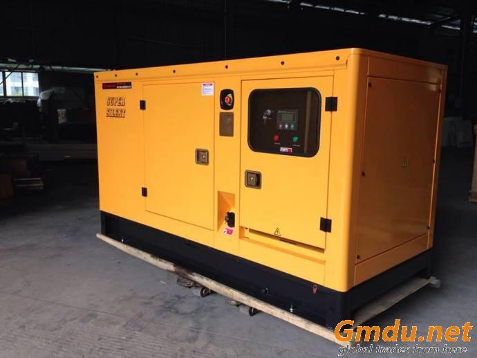62.5 KVA Ricardo Engine Diesel Generator