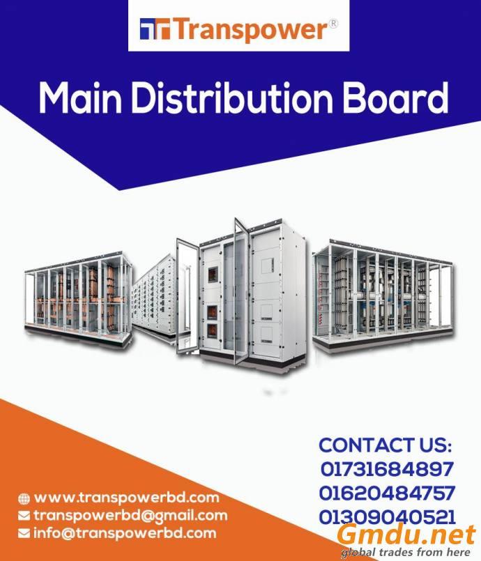 Main Electric Distribution Board